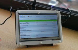 UI - Hauptbildschirm
